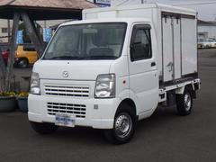 スクラムトラック冷蔵冷凍車 デンソー製 −30℃設定  エアコン パワステ