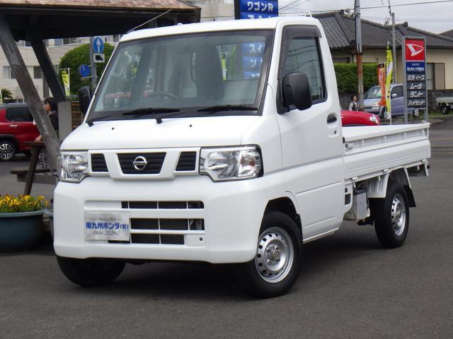 日産 DX  オートマ車 3方開 エアコン パワステ