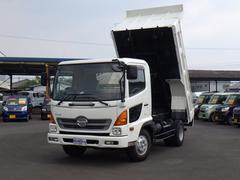ヒノレンジャーダンプ 3.75トン積み コボレーン NOxPM適合車