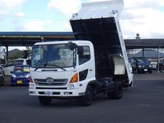 ヒノレンジャーダンプ  3.75トン積み ターボディーゼル NOx適合車