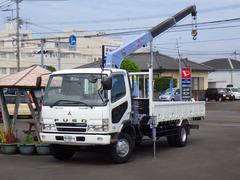 ファイター8.2D タダノ3段クレーン 2.8トン積み NOx適合車