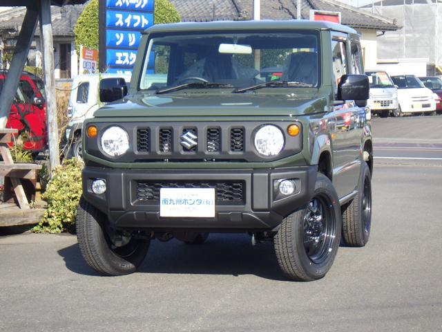 ジムニー(スズキ) XL 中古車画像