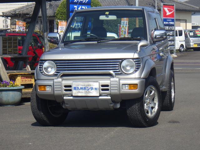 三菱 スキッパーX 4WD オーバーフェンダー ワイドタイヤ