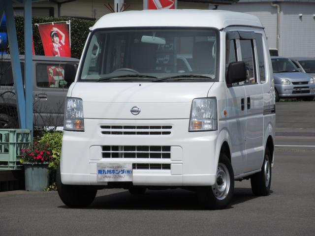 日産 DX ハイルーフ オートマ車 集中ドアロック エアコン パワステ メンテナンスリースUP車