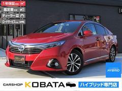 SAIG 本革シート 純正SDナビ地デジ FBカメラ 1年保証付