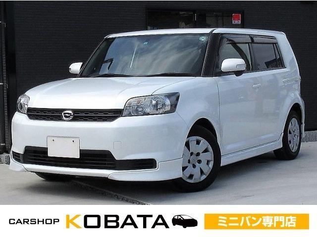 トヨタ 1.5X エアロツアラー HDD地デジナビ 1年保証付