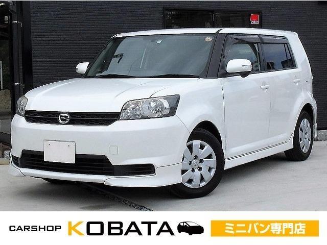 トヨタ 1.5X エアロツアラー SD地デジナビ 1年保証付
