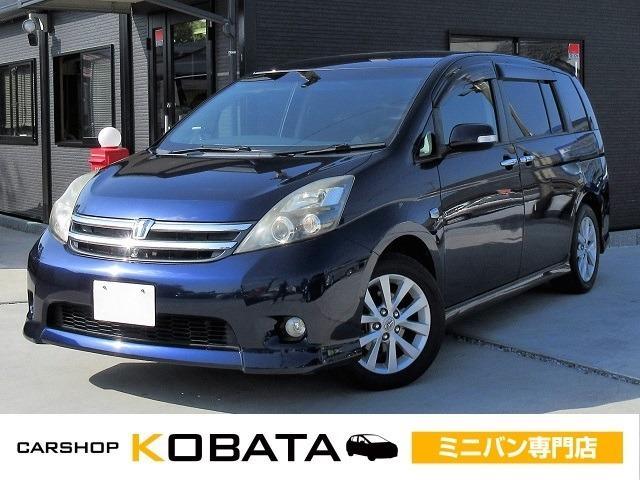 トヨタ プラタナ Uセレ 純正HDDナビ WPスライド 1年保証付