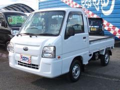 サンバートラックTB JA車 4WD 5速ミッション車