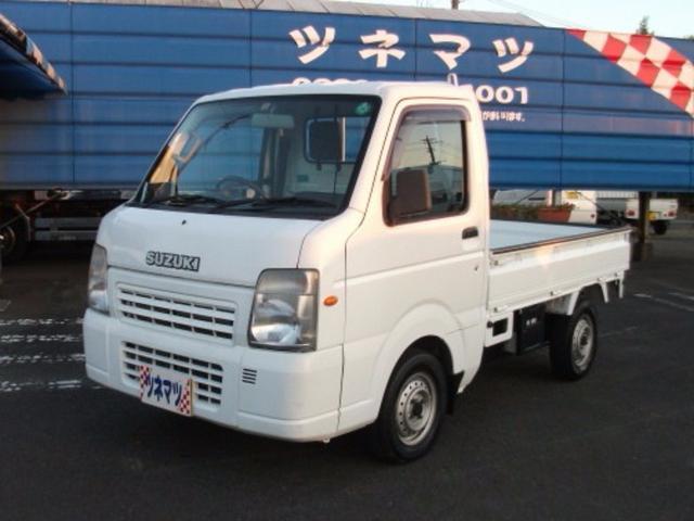 スズキ FC 4WD 5速ミッション