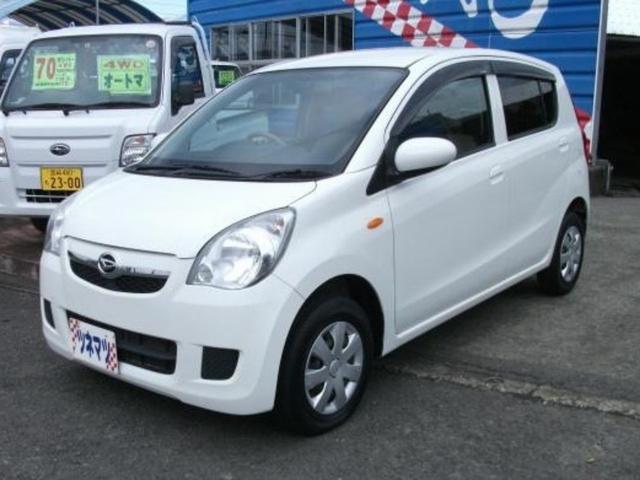 ダイハツ X CVT車