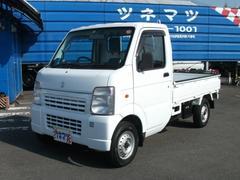 キャリイトラック4WD オートマ車