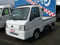 サンバートラックTB 4WD 三方開 オートマ車 ワンオーナー ACPSPW