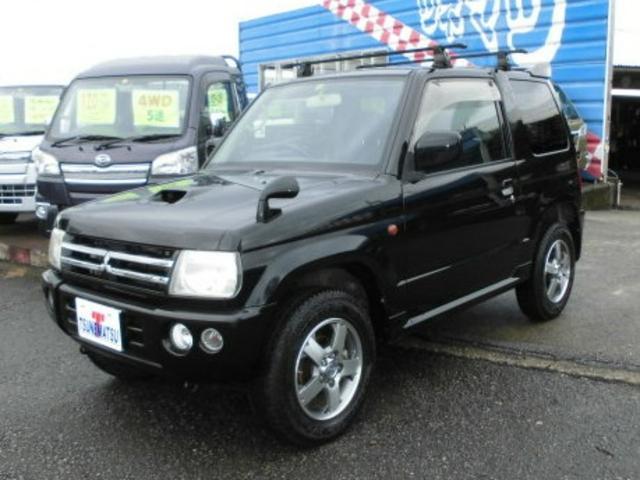 三菱 VRターボ 4WD 15インチAW オートマ車