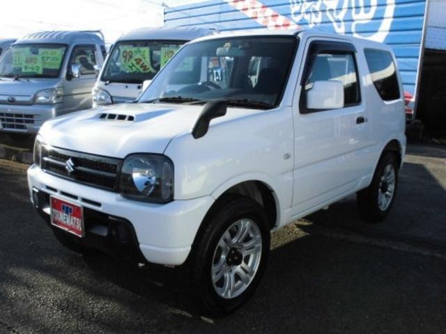 スズキ XG 4WD ターボ車 純正16インチアルミ 背面タイヤ キーレス CDデッキ