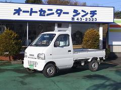 キャリイトラックKCエアコンパワステ 4WD