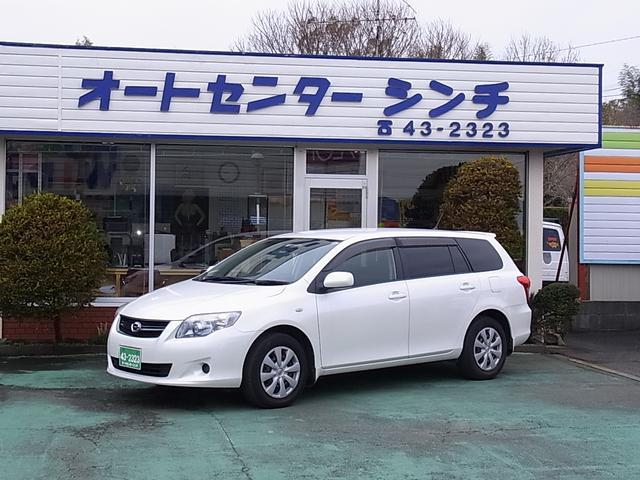 トヨタ X HIDリミテッド ワンオーナー車 SDナビ地デジ ETC