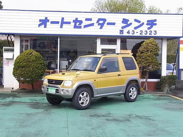三菱 Vターボ 4WD タイヤ5本新品 タイミングベルト交換済