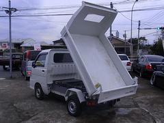 ハイゼットトラックPTOダンプ 4WD 5速ミッション エアコンパワステ