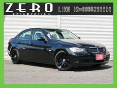 BMW323i ハイラインパッケージ黒本革 HDDナビ地デジ