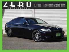 BMW523i黒革ハイラインPKG HAMANN Ver20アルミ