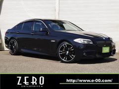 BMW523iMスポーツP  19インチOPアルミHDDナビ
