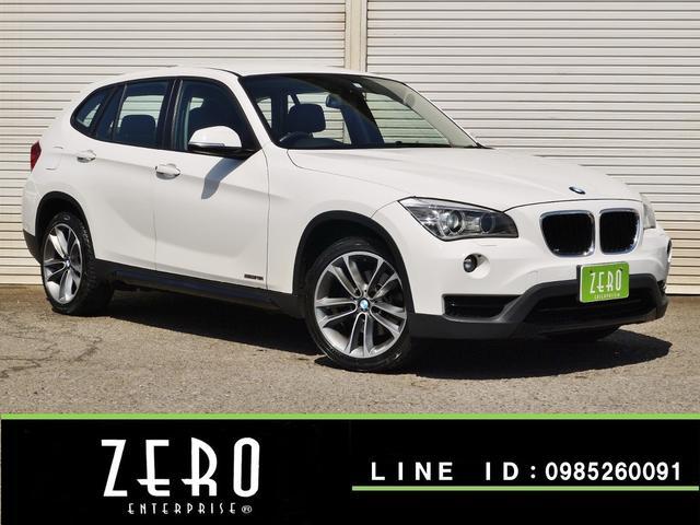 BMW X1 sDrive 18i スポーツ 後期型/純正HDDナビ/iドライブ/DVD再生/CD/Bカメラ ミラーETC/純正18AW/バイキセノンライト/コンフォートアクセス