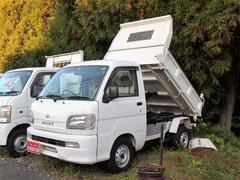 ハイゼットトラックダンプ 塗装済 5MT エアコン パワステ