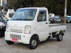スクラムトラックKCスペシャル 5MT 4WD 荷台ゴムマット ワンオーナー