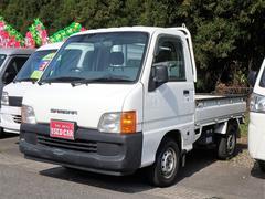 サンバートラックTB 4WD 5MT タイミングベルト交換済