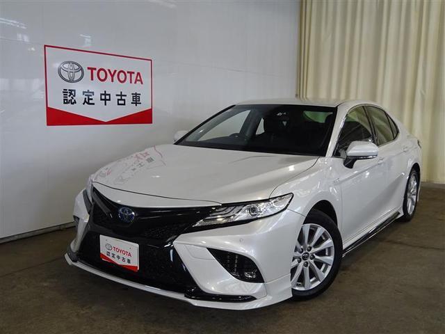 トヨタ カムリ HV WS