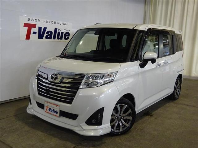 トヨタ ルーミー カスタムG-T