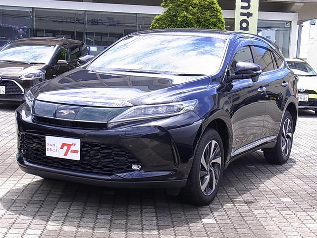 「トヨタ」「ハリアー」「SUV・クロカン」「宮崎県」の中古車