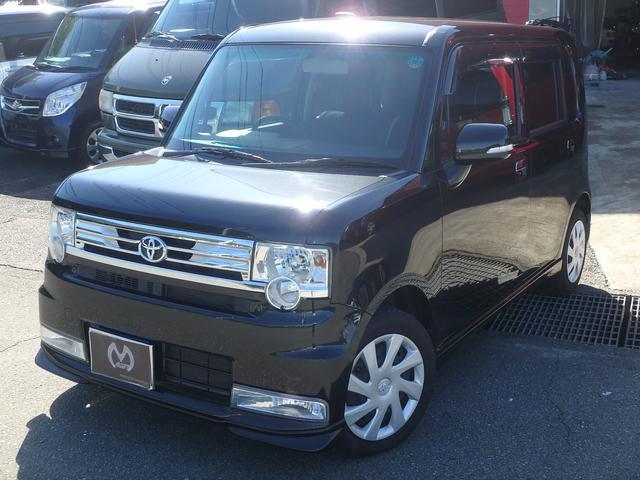 トヨタ カスタム X ワンオーナー HID スマートキー CD