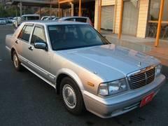 セドリックブロアム  ロングバンパー 3ナンバー車