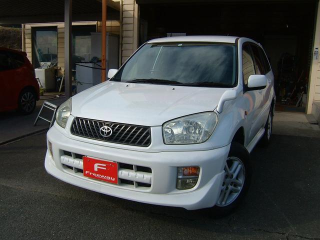RAV4 J(トヨタ) J エアロスポーツ 中古車画像
