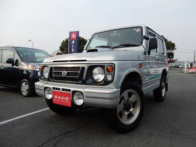スズキ ワイルドウインド オートマ 4WD ターボ マッドガード付