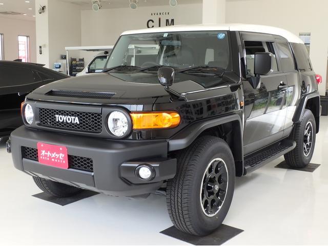 トヨタ ブラックカラーパッケージ 4WD デフロック フルオプション