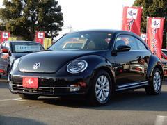 VW ザ・ビートルデザイン 社外ナビ 当社ユーザーワンオーナー車 HIDライト