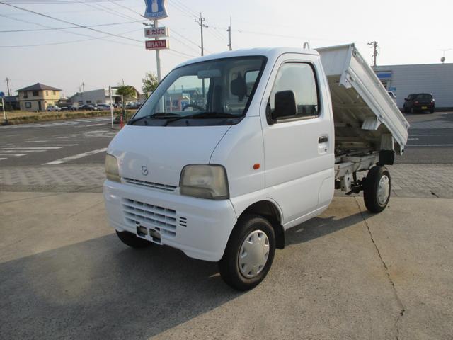 マツダ 4WDダンプ エアコン