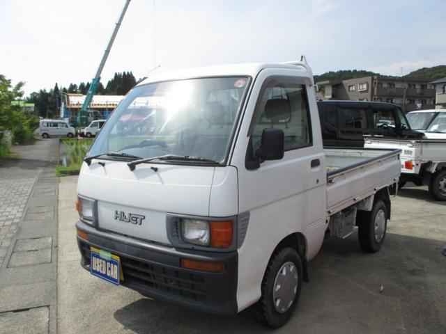 ダイハツ ハイゼットトラック 4WD エアコン