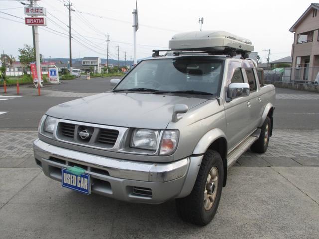 日産 ダブルキャブ AX 4WD 5MT ガソリン