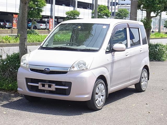 スバル L CVT車