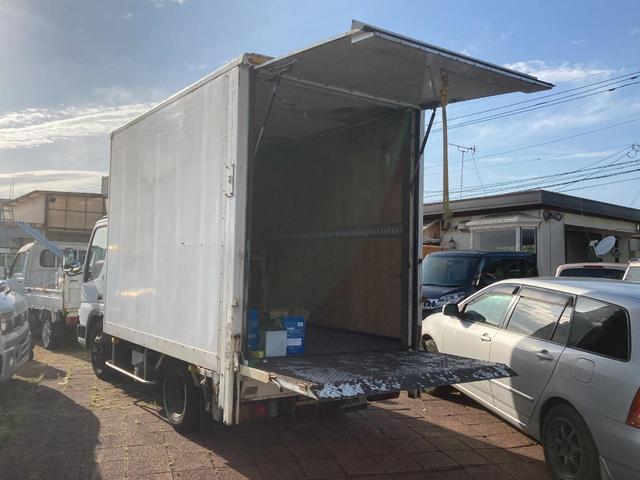 マツダ タイタントラック  2.0t ディーゼル車 パワーゲート オートマ車