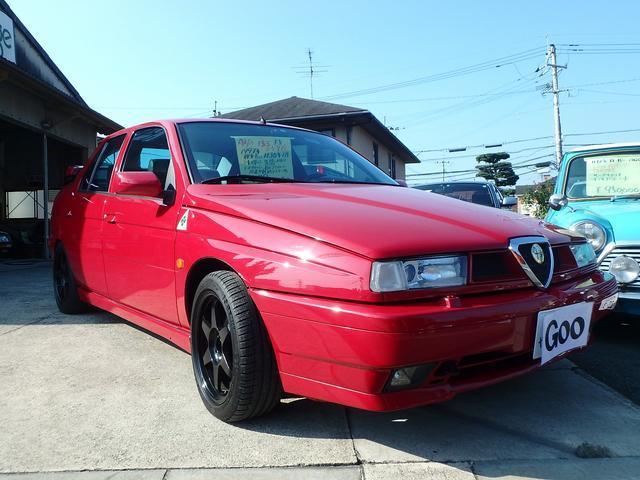 アルファロメオ 2.5 V6 スパルコシート4点式