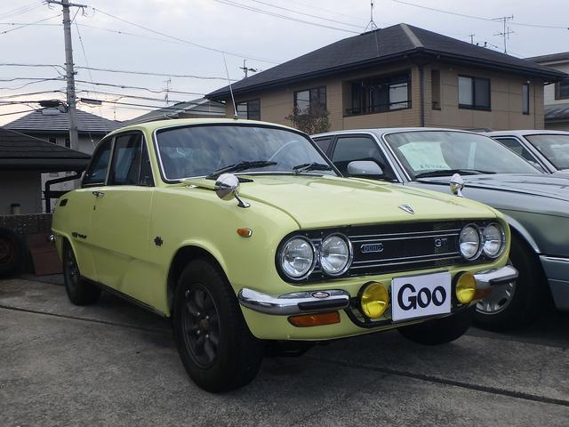 いすゞ 1600GT GTR