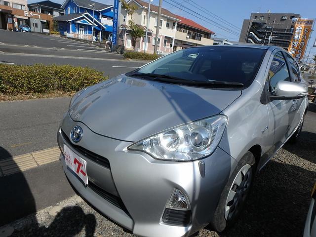 トヨタ S 社外ナビ TV ETC プッシュスタート