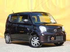 モコX FOUR 4WD 純正メモリーナビ ワンセグTV CD シートヒーター 日産純正14インチアルミ オートエアコン