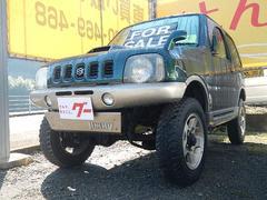 ジムニーランドベンチャー ナビ TV 4WD ターボ リフトアップ