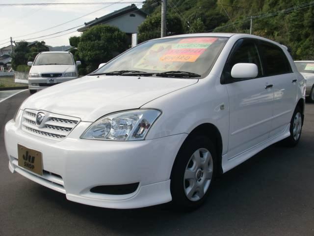 トヨタ XS150 Sエディション キーレス CD フルエアロ